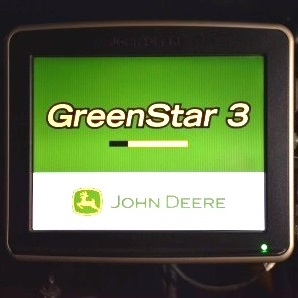 John Deere Greenstar 3 2630 Isobus Terminal Display