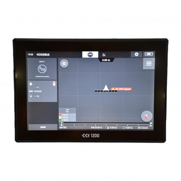 CCI 1200 Isobus Display