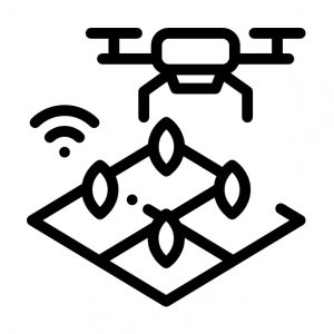 Überfliegung mit Drohnen