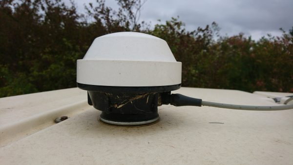 Müller-Elektronik A101 GPS-Receiver Empfänger Antenne Anschluss Detail