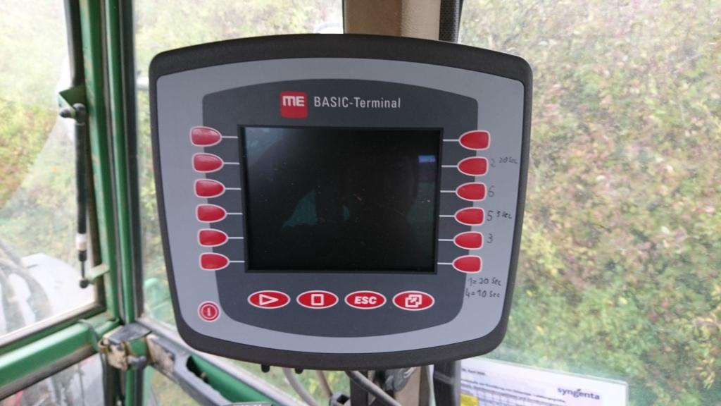 Müller-Elektronik Basic Terminal Front