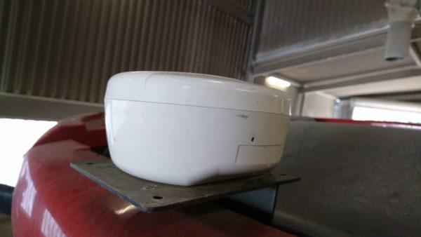 NovaAtel, AGCO SMART6-L, Müller-Elektronik SMART-6L GPS Antenne Front